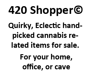 20 Shopper - a Hand Picked, Quirky, Eclectic Collection of Cannabis Items for Sale